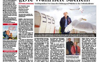 Ostfrieslandkrimis-Extrablatt Nr. 8