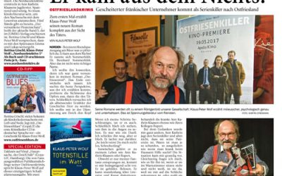 Ostfrieslandkrimis-Extrablatt Nr. 9