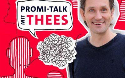 Klaus-Peter Wolf im Promi-Talk mit Thees vom SWR3