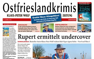 Ostfrieslandkrimis-Extrablatt Nr. 13