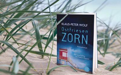 TV-Spot zum Krimi »Ostfriesenzorn« von Klaus-Peter Wolf